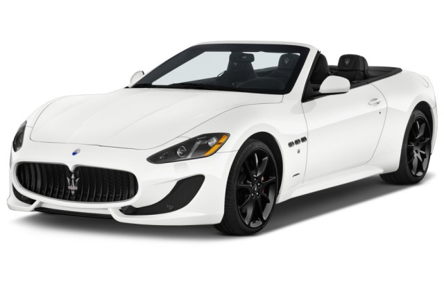 2013 Maserati Granturismo Review Ratings Specs Prices Grancabrio Sport - Medium