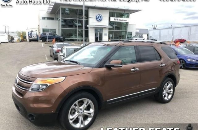 pre owned 2012 ford explorer limited leather seats photos - medium