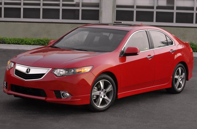 Used 2014 Acura Tsx For Sale Pricing Features Edmunds Sedan - Medium