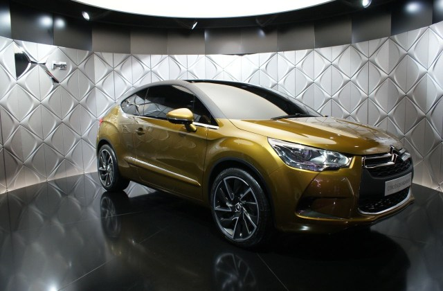 Index Of Wp Content Gallery Citroen Ds High Rider Live At 2010 Concept - Medium