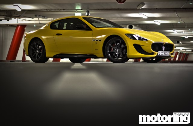 2013 Maserati Granturismo Sport Motoring Middle East Car Grancabrio - Medium