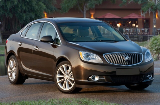Used 2014 Buick Verano For Sale Pricing Features Edmunds 2013 Photo - Medium