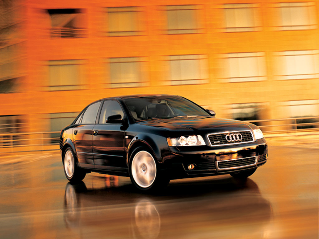 Wallpapers Audi A4 Hd Wallpaper Of - Medium
