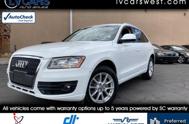 Used 2012 Audi Q5 2 0 Quattro Premium For Sale In Las Vegas Hybrid Emissions - Medium