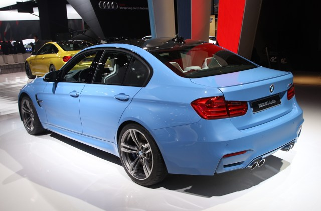 Bmw M3 And M4 Unveiled In Detroit Autocar New - Medium