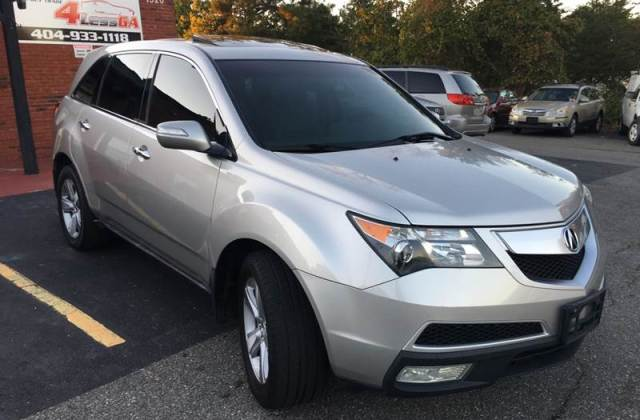 2011 acura mdx sh awd 4dr suv w technology package in review - medium
