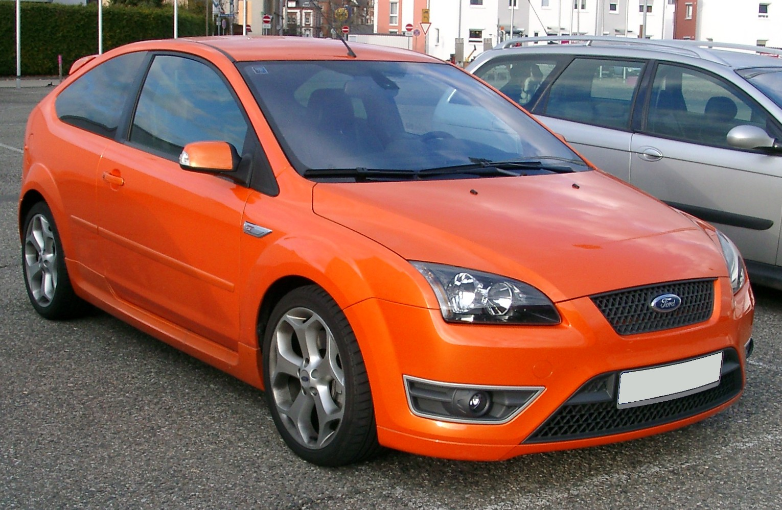 The World Sports Cars Ford Focus St Photo Of - Medium