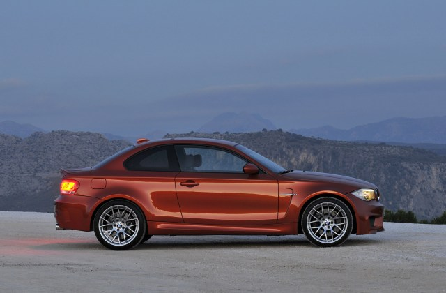 2012 Bmw 1 Series M Coupe Official Specs And Pictures Special Editions - Medium