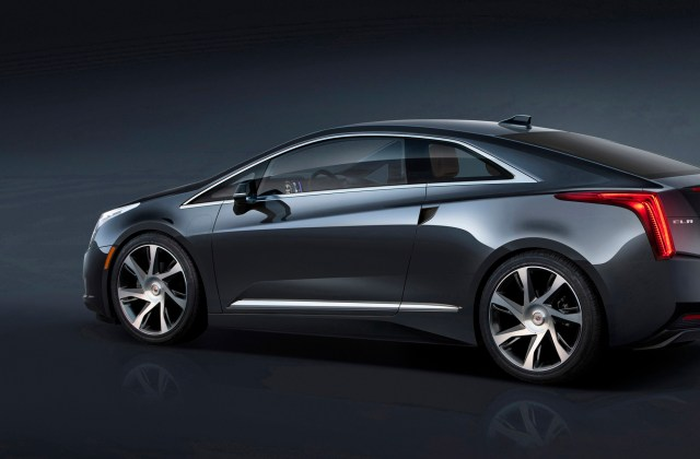 2014 cadillac elr top speed stand for - medium