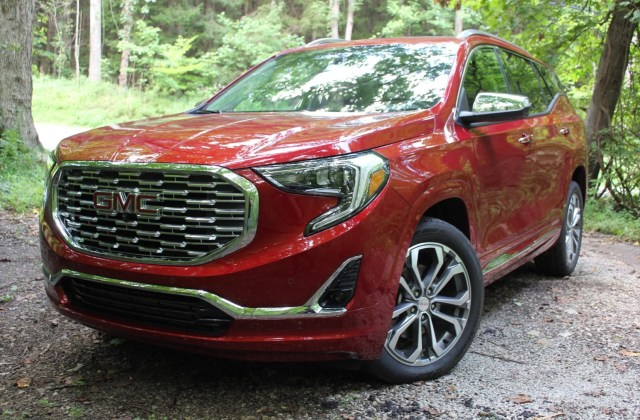 2018 Gmc Terrain Info Pictures Release Date Gm Authority Photo Gallery - Medium
