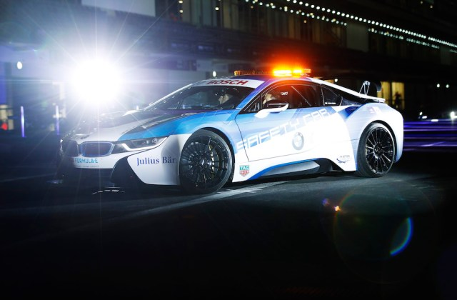 formula e s bmw i8 safety car has us wishing for an m features - medium