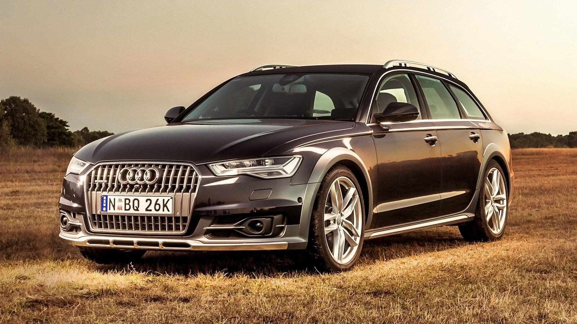 Audi A6 Wallpaper Hd 44 Image Collections Of Wallpapers 1920x1080 - Medium