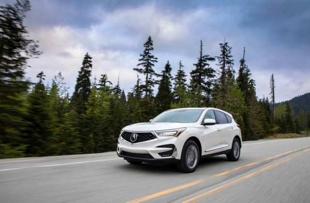 2020 Acura Rdx Prices Reviews And Pictures U S News - Medium