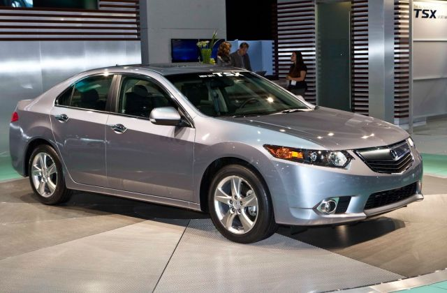 2011 Acura Tsx Official Photos And Info News Is The A Good Car - Medium