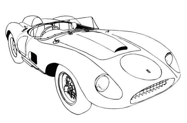 Malvorlage Cars Of Lovely Cars 2 Coloring Pages Flower Coloring ... | 420x640