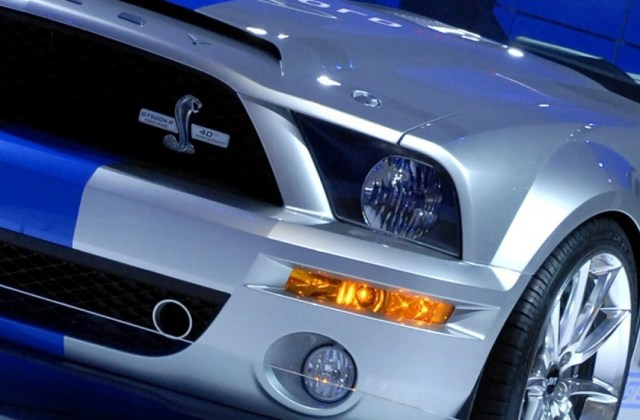 Download 1080x1920 Ford Mustang Shelby Gt 500 Front View Wallpaper Htc - Medium