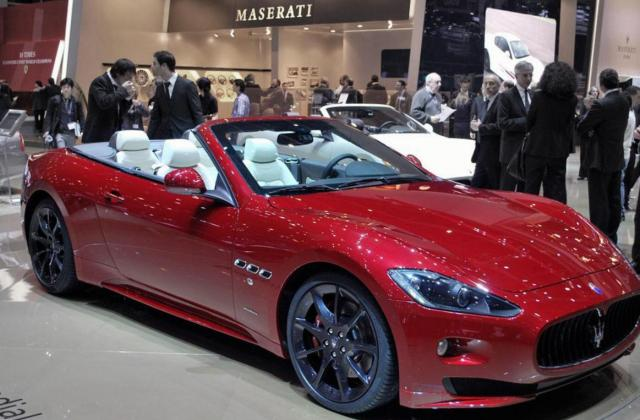 Maserati Grancabrio Sport Photos And Specs Photo 2012 - Medium