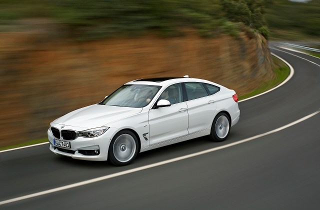 Bmw 3 Series Gran Turismo Gets Two New Diesel Engines No - Medium