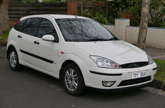 Ford Focus Wikipedia Wolna Encyklopedia Photo Of - Medium
