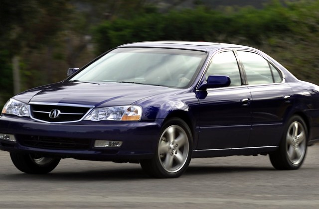2002 Acura Tl Type S Wallpapers And Hd Images Car Pixel - Medium
