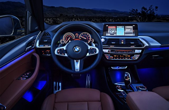 2018 Bmw X3 First Look Motor Trend Interior Photo - Medium