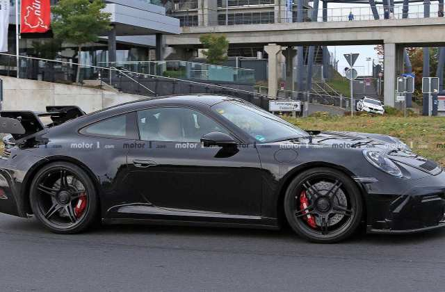 18 new 2020 porsche gt3 rs pictures with interior - medium
