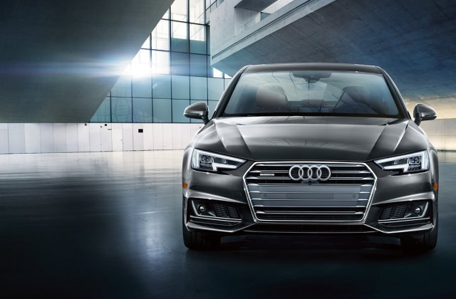 Audi A4 2017 Safety Features Airbags And Score Hd Wallpaper Of - Medium