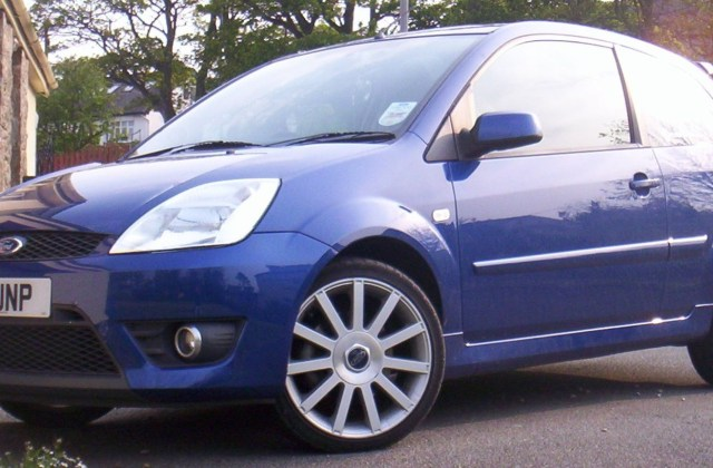 2005 Ford Fiesta St Related Infomation Specifications Photo - Medium