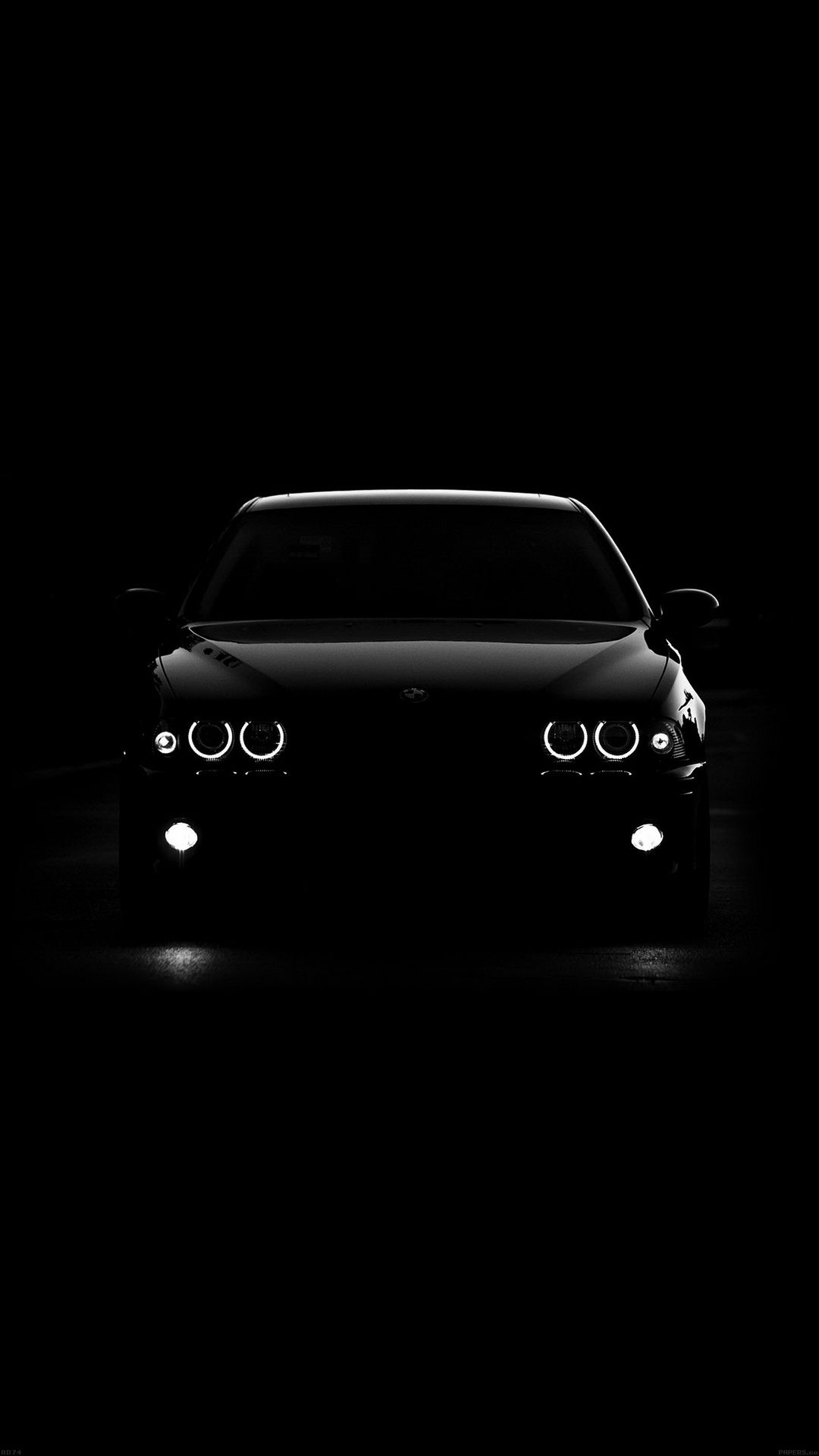 Bmw Black Car High Quality Htc One Wallpapers And Ford Mustang Wallpaper - Medium