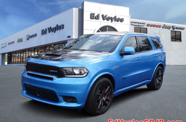 New 2018 Dodge Durango Srt With Navigation Awd Photo Of - Medium