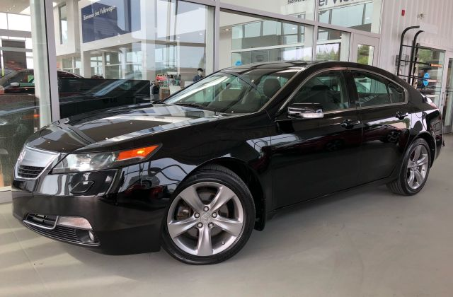 used 2014 acura tl sh awd for sale 18666 joliette vw tsx v6 - medium