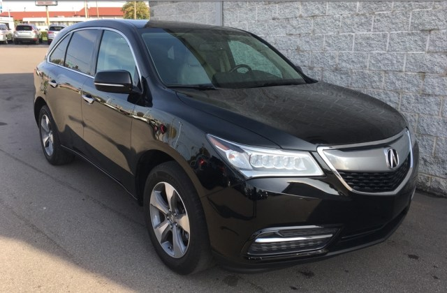 certified pre owned 2014 acura mdx 4d sport utility in st louis ad2106 frank leta - medium