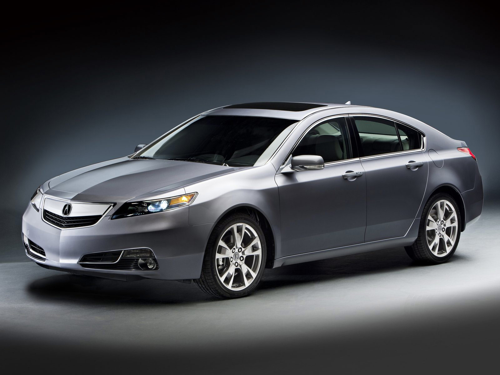 Sports Car New Acura Japanese Picture Tl Coupe - Medium