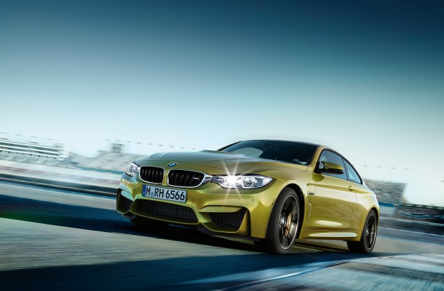 Your Ridiculously Beautiful Bmw M4 Coupe Wallpapers Are Here - Medium
