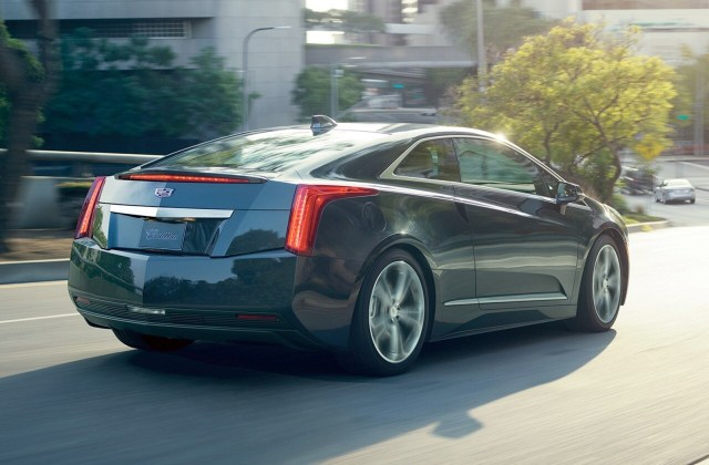 Used 2016 Cadillac Elr Coupe Pricing For Sale Edmunds Heated Steering Wheel - Medium