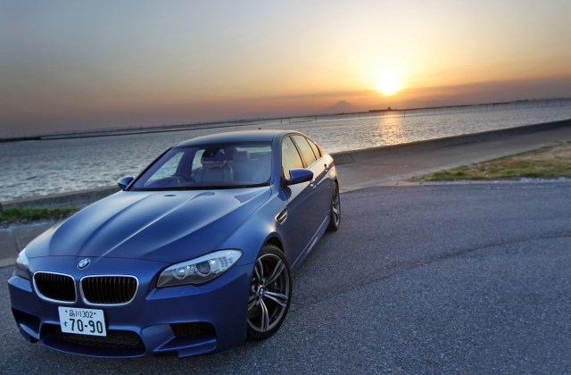 The Bmw M5 Wallpaper Hd Car Wallpapers Id 2672 For Android - Medium