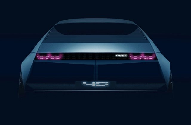 Frankfurt Auto Show Hyundai Will Preview Brand S Electric Concept Vehicle - Medium