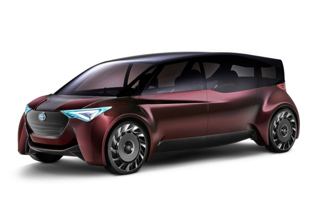 Toyota Unveils Airless Tire Concept For Electric Cars Motoraty Vehicle - Medium