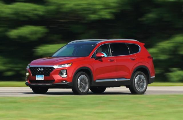 2019 hyundai santa fe review consumer reports image read wallpaper - medium