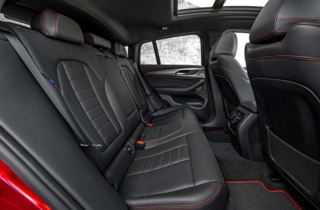 2019 Bmw X4 Expands With More Interior Space Tech News Pictures - Medium