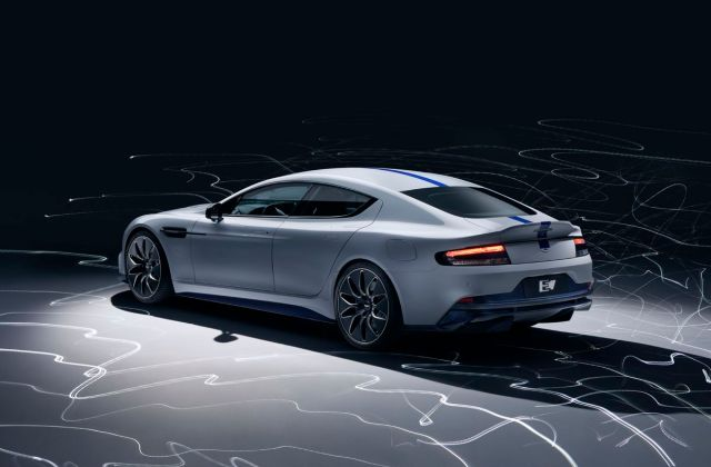 aston martin won t say whether its electric car is dead or rapide s - medium