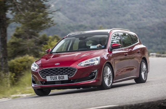 Ford Focus Auto Test The Fourth Edition Wants To Shake New Break Photo - Medium
