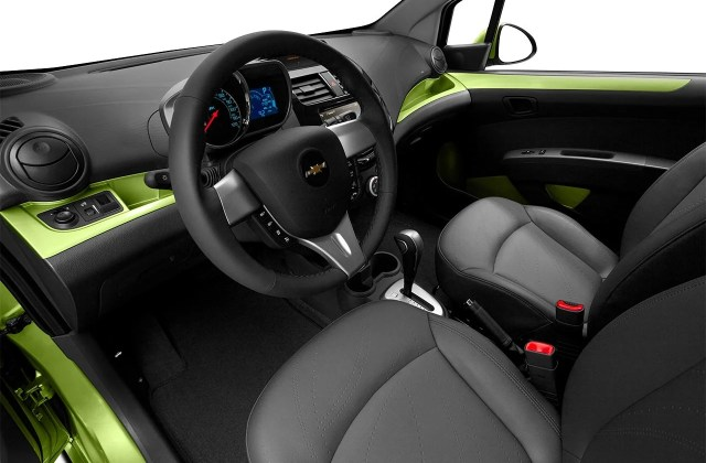 a buyer s guide to the 2013 chevrolet spark yourmechanic interior photo - medium