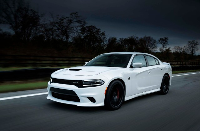 2015 Dodge Charger Srt Hellcat Iron Lion From Zion Photo Of A - Medium