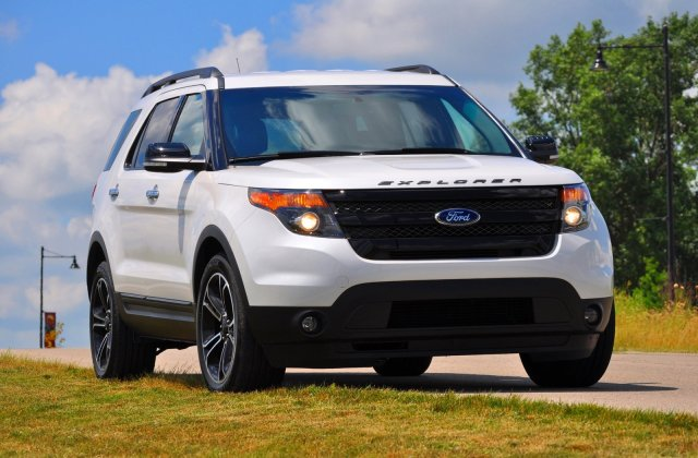 2014 Ford Explorer Sport Picture 516946 Car Review Wallpaper - Medium