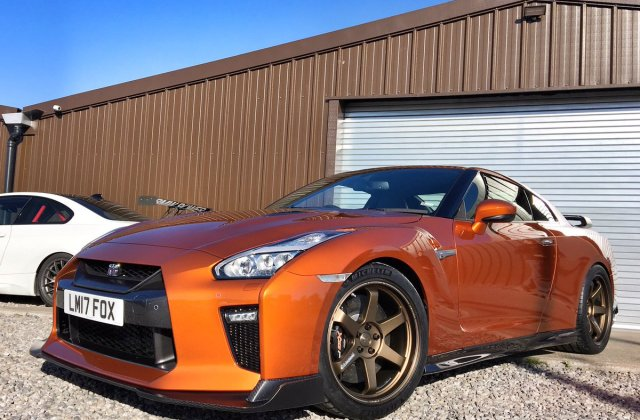 Litchfield Motors On Twitter Another Stunning Nissan Gt R Special Edition - medium