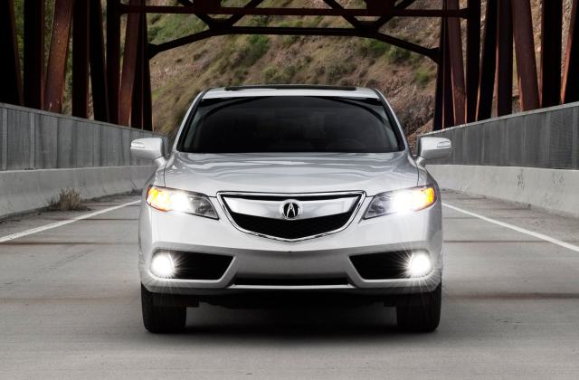 Comparison Acura Rdx Technology Package 2015 Vs Mdx - Medium