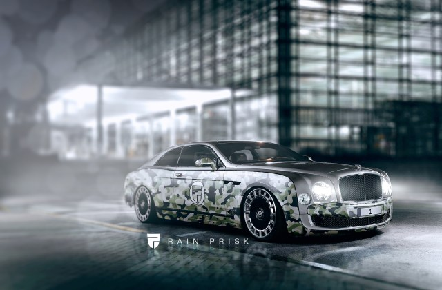 Bentley Gran Coupe Rendered Mulliner Could Deliver Mulsanne Wallpaper - Medium