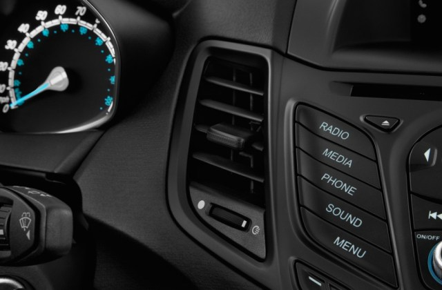 Image 2016 Ford Fiesta 5dr Hb Se Air Vents Size 1024 X 768 Type Gif Posted On October 7 Fusion Hybrid Phoenix - Medium