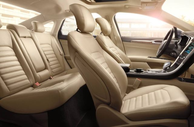 ford fusion review motor interior pictures - medium